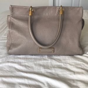 Marc Jacobs 'Too Hot to Handle' Large Satc…